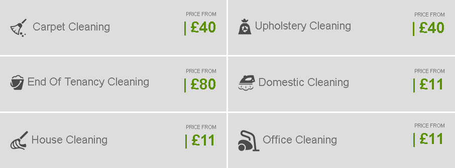 Special Offers on Carpet Cleaning Services across NW1